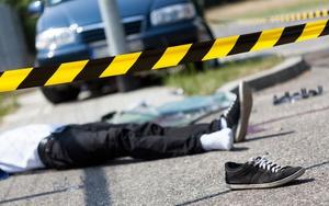 Что грозит водителю за сбитого насмерть человека?